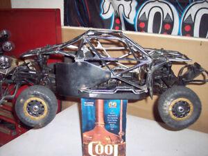 Losi sc8 Roller