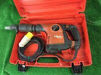 Hilti TE 300 AVR Needle Gun / Descaler / Breaker 110v