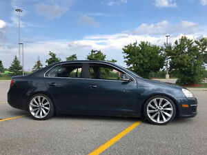 2007 Volkswagen Jetta fully loaded and modified