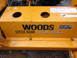 6ft Woods ditch bank mower London Ontario image 6