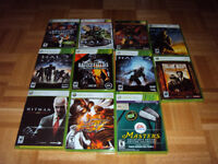 XBOX & XBOX 360 Games for Sale