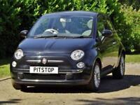 Fiat 500 1.2 Lounge Dualogic 3dr PETROL SEMIAUTOMATIC 2013/63