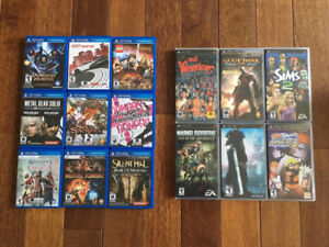 * Playstation Vita / Portable PSV PSP - Jeux / Games *