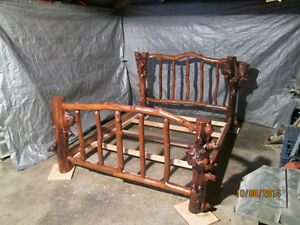 Hand crafted log Furniture for sale. Yellowknife Northwest Territories image 3