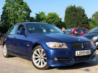 2009 BMW 318i 2.0 SALOON LCI FACELFT M SPORT LOOKS + SERVICE HISTORY + HPI CLEAR