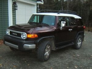 2007 Toyota FJ Cruiser C-PACKAGE SUV, Crossover