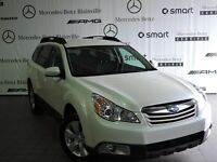 2011 Subaru Outback 2.5 I Convenience at