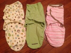 Swaddle Me swaddlers 0-3 months