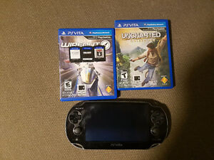Selling ps vita with great games and travel case !!! Gatineau Ottawa / Gatineau Area image 1