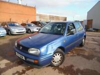 VW GOLF CL AUTO 1.8 PETROL 5 DOOR HATCHBACK