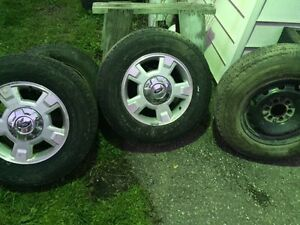 3 tires 235/75 R17 Prince George British Columbia image 1