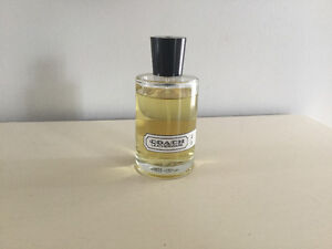 Men's Coach cologne