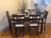 Mobilier de salle à manger - 6 chaises