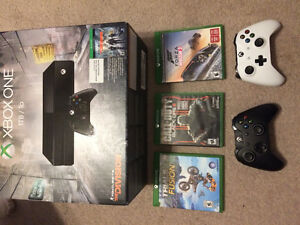 Xbox one tom Clancy the division edition