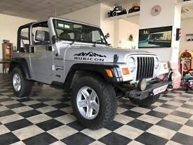 2002 Jeep Wrangler 4.0 Grizzly Soft top 4x4 3dr