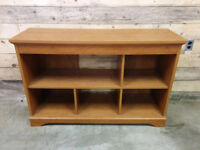 Maple TV Stand - Delivery Available