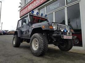 2001 Jeep Wrangler 4.0 3dr