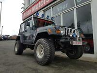 2001 Jeep Wrangler 3dr