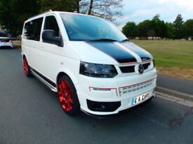 2010 10'reg VW Transporter T5.1 2.0 TDi Campervan**Newly Converted**