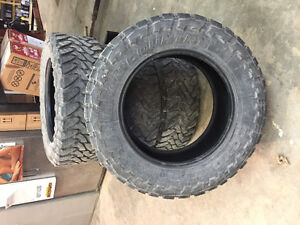 Toyo M/T 35/12.50R20 USED