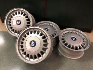 "BMW 525i 1989-1995 15"" Factory OEM Wheel Rim 36111179761 59170"