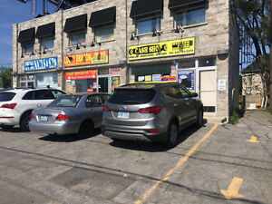 Commercial Office/Retail Space for Sub-Lease in Heart of Toronto