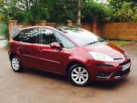 CITROEN C4 PICASSO 1.6 DIESEL AUTOMATIC FREE DELIVERY 1895