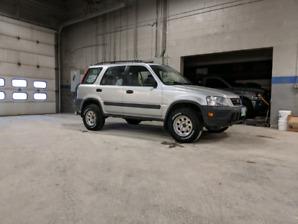 1998 Honda CRV Safetied