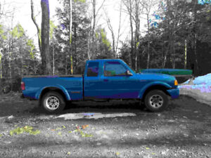 2001 Ford Ranger Edge AS IS