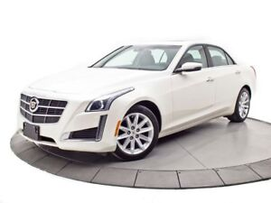 2014 Cadillac CTS 2.0L Turbo Luxury AWD GPS