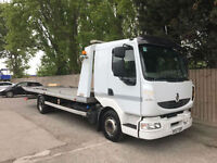2007 57 Renault Midlum RECOVERY TRUCK 10 TONN ALI BODY SPEC LIFT MAY PX