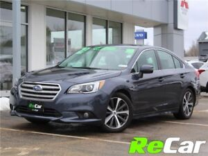 2016 Subaru Legacy 3.6R LIMITED | REDUCED | WARRANTY TO 160K!