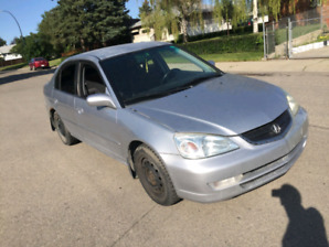 2003 Acura EL (Willing to Negotiate)