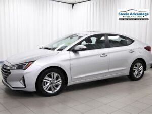 2019 Hyundai Elantra Sunroof, Alloys, Heated Seats and Much More