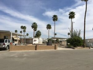 YUMA AZ. TITLED RV LOT FOR SALE OR RENT ( RANCHO BONITOS RV PARK