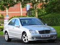 Mercedes-Benz C180K Auto 2006 Avantgarde SE..LEATHER + 1 OWNER +9 SERVICE STAMPS