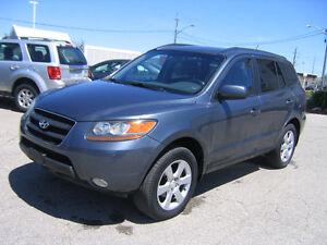 2009 Hyundai Santa Fe AWD