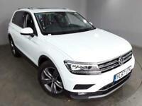2018 Volkswagen Tiguan 2.0 TDI SEL (s/s) 5dr SUV Diesel Manual