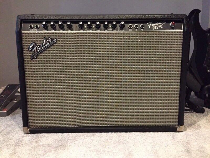 Fender Frontman 212R 100W 2 x 12 combo amp