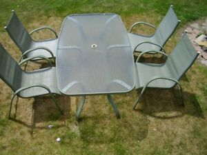Patio Table /Chairs