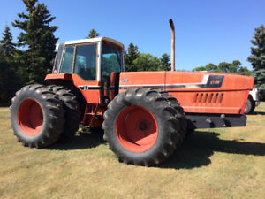 3788, 2+2 4WD Tractor