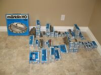 Complete Marklin Train set