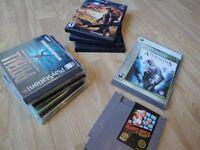 lott de jeux rétro: Playstation 1&2 xbox 360 Nintendo