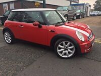 "MINI COOPER 1.6 PETROL """"05 PLATE """" ALLOYS ELECTRIC WINDOWS ELECTRIC MIRRORS"