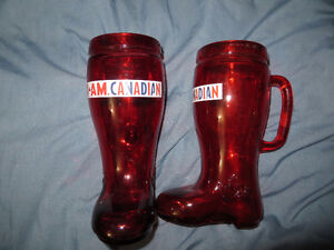 """""""I Am Canadian' Drinking Boot's"""