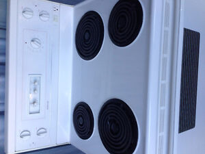 """FREE Delivery 30"""" Coil top  Stove immaculate Condition,"""