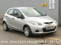 2008 MAZDA 2 1.3 TS 5dr new MOT low insurance