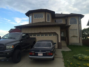Executive style House for rent in Beaumont Near Edmonton