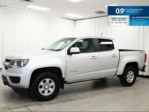 2016 Chevrolet Colorado CREW CAB 4x4, Alloys and Price To Sell!!