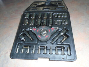 Socket and Screwdriver Set By Jobmate like new